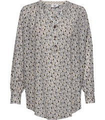 tunic blouse lange mouwen multi/patroon noa noa