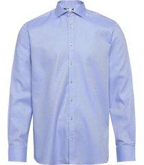 bs grimshaw skjorta business blå bruun & stengade