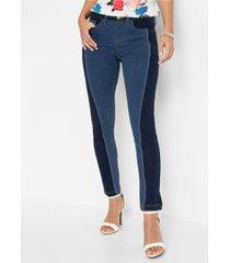skinny jeans in twee kleuren