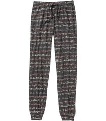 pantalone per pigiama (grigio) - bpc bonprix collection