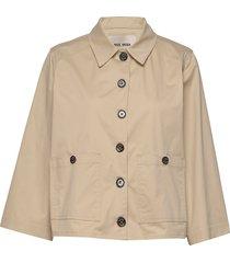 phoenix cole jacket outerwear jackets utility jackets beige mos mosh