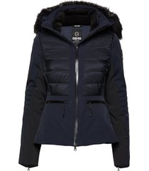 cristal jacket gevoerd jack blauw 8848 altitude