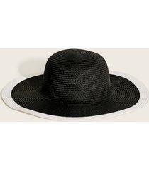 sombrero oscuro-uni