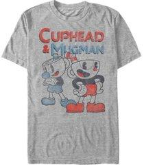 fifth sun men's and mugman dynamic duo short sleeve t- shirt