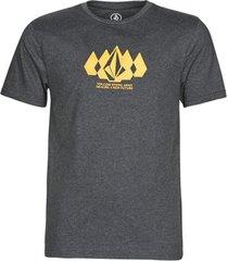 t-shirt korte mouw volcom stone army hth ss
