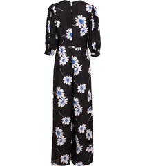 tie front palazzo jumpsuit