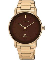 reloj  classic quartz rosa citizen