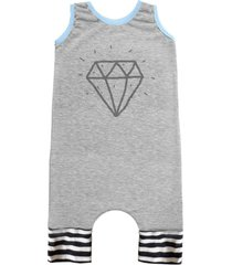 pijama regata comfy diamante - kanui