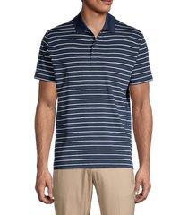 bonobos golf men's slim-fit striped golf polo - navy lake - size xxl
