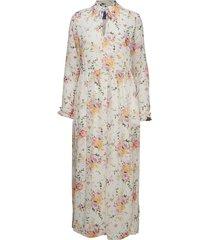 petra flower jurk knielengte multi/patroon line of oslo