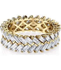 gold zipper ring