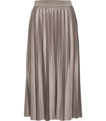 vinitban skirt/su knälång kjol silver vila
