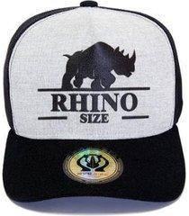 bone rhino size thucker snapback
