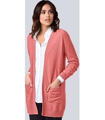 vest alba moda roze