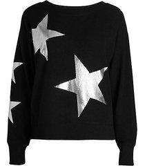 jumbo star dolman sweatshirt