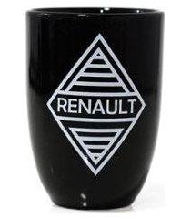 caneca logo vintage renault