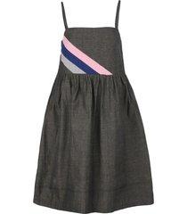 riyka knee-length dresses