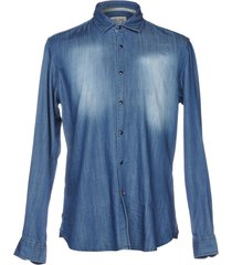 alley docks 963 denim shirts