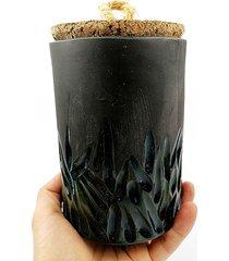 pojemnik ceramiczny - natura