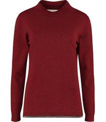 fabiana filippi wool and silk blend sweater