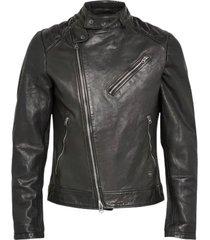 biker suzaki leather jacket