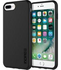 estuche protector antichoque incipio dualpro iphone 7 plus - negro