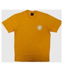 camiseta huf regional laranja