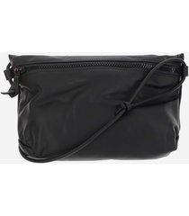 bottega veneta designer men's bags, black leather clutch w/wristlet
