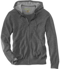 men's cashmere hooded sweater