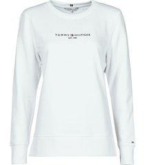 sweater tommy hilfiger th ess hilfiger c-nk sweatshirt