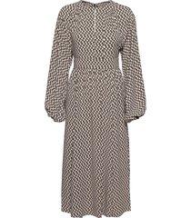 hecuba dresses everyday dresses creme diane von furstenberg
