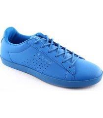 zapatilla azul le coq sportif agat low aero