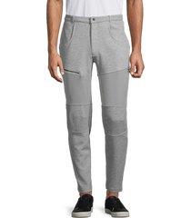 2(x)ist men's american moto pants - light grey - size xl