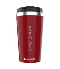copo térmico para cafeteira cadence o'clock caf205