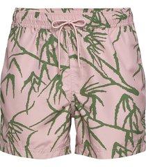 mason swim shorts aop 6956 badshorts rosa samsøe samsøe