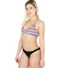 bikini bralette multicolor h2o wear