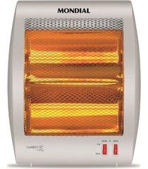 aquecedor de ambiente halógeno mondial line comfort air a-09, branco - 110 volts