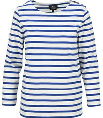 a.p.c. ally sailor top