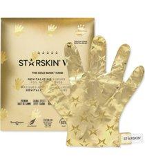 starskin the gold mask hand gloves