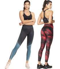 legging estampado reversible vivacolors two face 1064