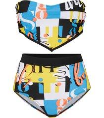 bikini (set 2 pezzi) (giallo) - bodyflirt