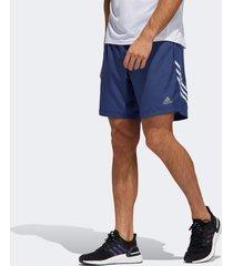 bermudas e shorts adidas run it 3s  azul