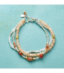 sundance catalog women's life's a peach bracelet