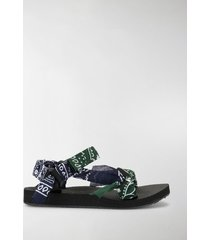 arizona love trekky bandana flat sandals