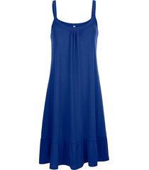 strandklänning maritim kungsblå