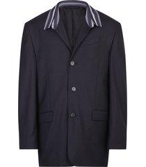 balenciaga single-breasted jacket