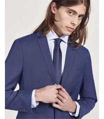 traje azul equus slim charleston