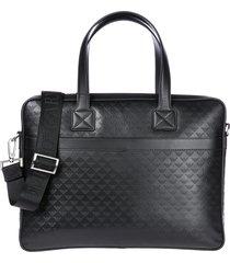 briefcase attaché case laptop pc bag leather