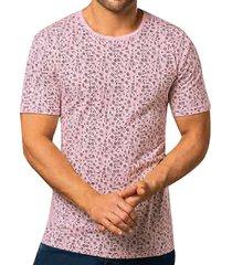 camiseta alirio blanco para hombre croydon