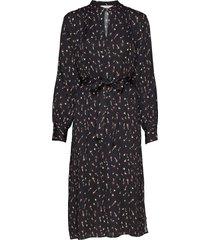 marilla dress knälång klänning svart lovechild 1979